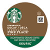 <strong>Starbucks®</strong><br />Pike Place Decaf Coffee K-Cups Pack, 24/Box