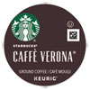 <strong>Starbucks®</strong><br />Caffe Verona Coffee K-Cups Pack, 24/Box
