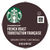 <strong>Starbucks®</strong><br />French Roast K-Cups, 24/Box