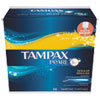 Pearl Tampons, Regular, 36/Box, 12 Box/Carton