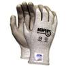 Memphis Dyneema Polyurethane Gloves, Medium, White/Gray, Pair