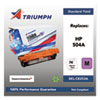 <strong>Triumph&#8482;</strong><br />751000NSH0982 Remanufactured CE253A (504A) Toner, 7000 Page-Yield, Magenta