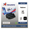 <strong>Triumph&#8482;</strong><br />751000NSH0360 Remanufactured Q6511X (11X) High-Yield Toner, 12,000 Page-Yield, Black