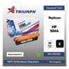 <strong>Triumph&#8482;</strong><br />751000NSH0979 Remanufactured CE250A (504A) Toner, 5000 Page-Yield, Black