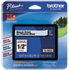 """<strong>Brother P-Touch®</strong><br />TZ Standard Adhesive Laminated Labeling Tape, 0.47"""" x 26.2 ft, Pastel Blue"""