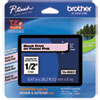 """<strong>Brother P-Touch®</strong><br />TZ Standard Adhesive Laminated Labeling Tape, 0.47"""" x 26.2 ft, Pastel Pink"""