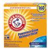 <strong>Arm & Hammer&#8482;</strong><br />Powder Laundry Detergent, Clean Burst, 9.86 lb, Box, 3/Carton