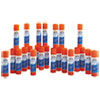 <strong>Elmer's®</strong><br />Extra-Strength Office Glue Stick, 0.28 oz, Dries Clear, 24/Pack