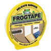 "FROGTAPE Painting Tape, .94"" x 60 yards, 3"" Core, Yellow"