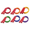Licorice Speed Rope, 7 ft, Red Handle