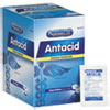 <strong>First Aid Only&#8482;</strong><br />Over the Counter Antacid Medications for First Aid Cabinet, 2 Tablets/Dose, 125 Doses/Box