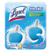 Hygienic Automatic Toilet Bowl Cleaner, Atlantic Fresh, 2/Pack