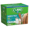 <strong>Curad®</strong><br />Variety Pack Assorted Bandages, 200/Box