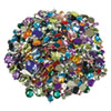 <strong>Creativity Street®</strong><br />Acrylic Gemstones Classroom Pack, 1 lb, Assorted Colors/Sizes