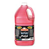 Prang® Washable Paint, Red, 1 gal DIX10601