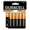 <strong>Duracell®</strong><br />CopperTop Alkaline AA Batteries, 12/Pack