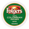 <strong>Folgers®</strong><br />100% Colombian Decaf Coffee K-Cups, 24/Box