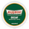 <strong>Krispy Kreme Doughnuts®</strong><br />Classic Decaf Coffee K-Cups, Medium Roast, 24/Box