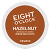 <strong>Eight O'Clock</strong><br />Hazelnut Coffee K-Cups, 24/Box