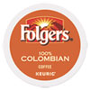 100% Colombian Coffee K-Cups, 24/Box