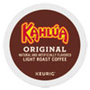 Kahlua Original K-Cups, 24/Box, 4 Box/Carton