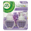Air Wick® Scented Oil Refill, Lavender & Chamomile, 0.67oz, Purple, 2/Pack - 62338-78473