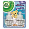 Air Wick® Scented Oil Refill, Snuggle Fresh Linen, 0.67oz, 2/Pack - 62338-82291