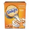 NON-RETURNABLE. Flavored Liquid Non-Dairy Coffee Creamer, Caramel Macchiato, Mini Cups, 24/box