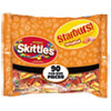 <strong>Wrigley's®</strong><br />Skittles/Starburst Fun Size, Variety, Individually Wrapped