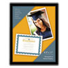 <strong>Universal®</strong><br />Metal Photo Frame, Aluminum, 8.5 x 11, Black