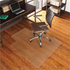 <strong>ES Robbins®</strong><br />EverLife Chair Mat for Hard Floors, 36 x 48, Clear