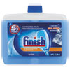 FINISH® Dishwasher Cleaner, Fresh, 8.45 oz Bottle - 95315EA