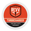 TURBOCHARGER K-Cup, Dark Roast, K-Cup, 24/Box