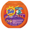 Tide® Detergent Pods, Spring Meadow Scent, 72 Pods/Pack - 50978