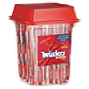 <strong>Twizzlers®</strong><br />Strawberry Twizzlers Licorice, Individually Wrapped, 2lb Tub
