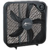 <strong>Alera®</strong><br />3-Speed Box Fan, Black
