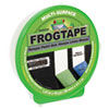 "FROGTAPE Painting Tape, 1.41"" x 45yds, 3"" Core, Green"