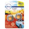 Car Air Freshener, Hawaiian Aloha, 2 Ml Clip, 2/pack