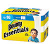 <strong>Bounty®</strong><br />Essentials Select-A-Size Kitchen Roll Paper Towels, 2-Ply, 83 Sheets/Roll, 12 Rolls/Carton