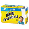 <strong>Bounty®</strong><br />Essentials Select-A-Size Kitchen Roll Paper Towels, 2-Ply, 78 Sheets/Roll, 8 Rolls/Carton