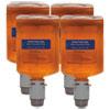 PACIFIC BLUE ULTRA FOAM SOAP MANUAL REFILL, CITRUS, 1,200 ML, 4/CARTON