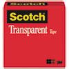 """Transparent Tape, 3"""" Core, 1"""" x 72 yds, Transparent"""