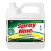 <strong>Spray Nine®</strong><br />Heavy Duty Cleaner/Degreaser/Disinfectant, Citrus Scent, 1 gal Bottle