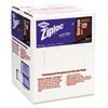 Ziploc® Double Zipper Plastic Storage Bag, 1.75 mil, 1qt, Clr, Write-On ID Panel, 500/BX DVO94601