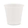 <strong>Dart®</strong><br />Conex Galaxy Polystyrene Plastic Cold Cups, 3.5oz, 100 Sleeve, 25 Sleeves/Carton