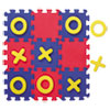 WonderFoam Early Learning, Tic Tac Toe Puzzle Mat, Ages 3 and Up