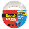 "<strong>Scotch®</strong><br />3850 Heavy-Duty Packaging Tape, 3"" Core, 1.88"" x 54.6 yds, Clear"