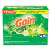 <strong>Gain®</strong><br />Powder Laundry Detergent, Original Scent, 16 oz Box, 6/Carton