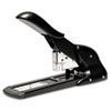 HD130 Heavy-Duty Stapler, 130-Sheet Capacity, Black