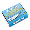 X-ACTO® No. 2 Bulk Pack Blades for X-Acto Knives, 100/Box EPIX602